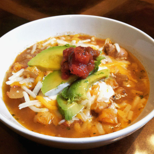 Southwestern Slow Cooker Stew