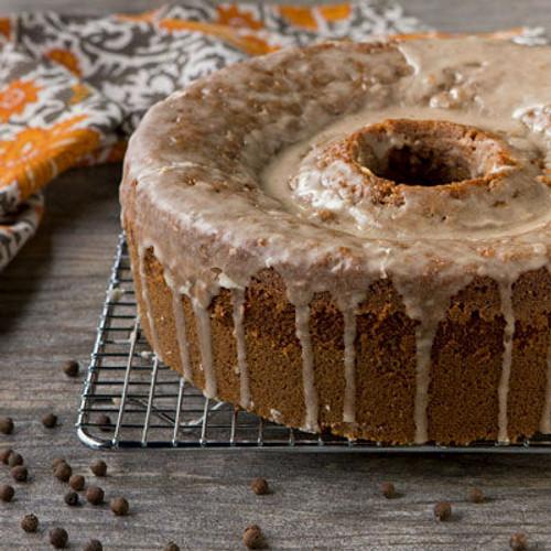 Autumn Harvest Allspice Cake