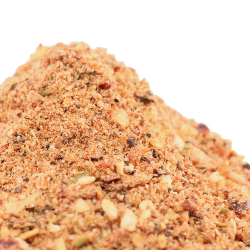 Our bold Cuban Mojo Spice Blend balances savory garlic, spicy chiles and citrusy orange flavors, capturing the signature flavors of classic Cuban-style mojo sauce. Use as a rub to season meat, especially pork or poultry, before grilling or pan-frying. Adds great flavor to cooked starchy vegetables, so sprinkle over potato chips, sweet potato fries, tostones, etc.