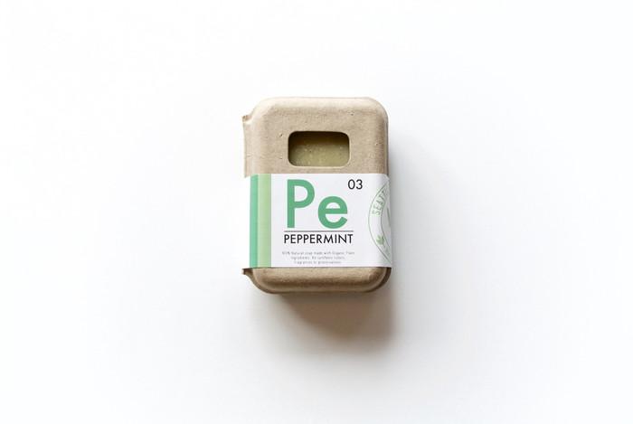 Organic Soap - Peppermint Leaf