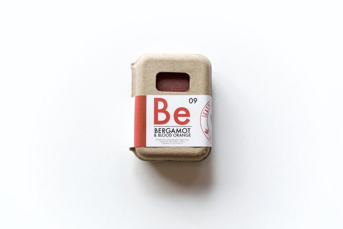 Organic Soap - Blood Orange & Bergamot
