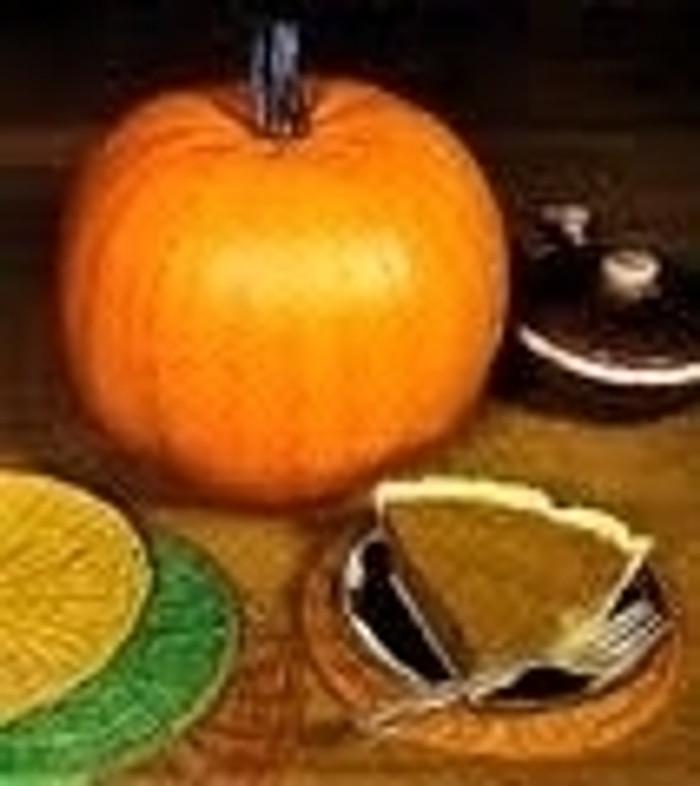 Pumpkin - Sugar Pie OG