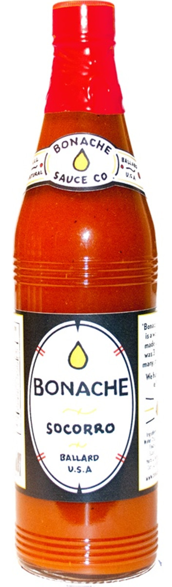 Hot Sauce - Socorro (Lemon)