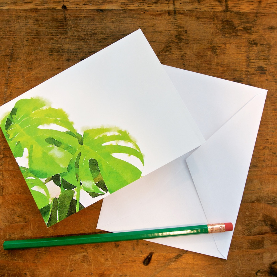 Watercolor Greeting Cards (Set of 6)