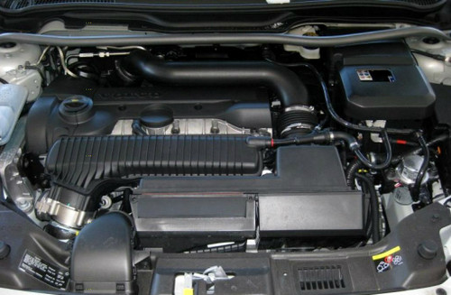 Volvo C30 5-cylinder Turbo T5 2.5L