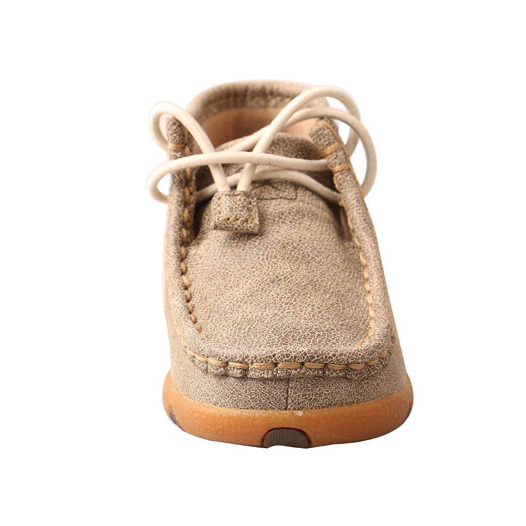 Infant Twisted X Moc. Dusty Tan