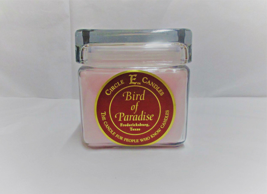 Circle E Candle, Bird of Paradise 28 oz.