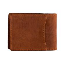 Men's STS Wallet, Bi-Fold Money Clip, Foreman's