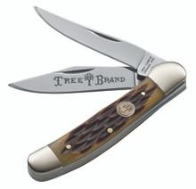 Boker Knife, Copper Head Jigged