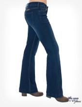Women's Cowgirl Tuff Jean, Just Tuff Trouser