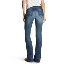 Women's Ariat Jeans, Medium Wash, Bootcut