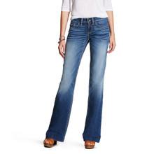 Women's Ariat Jeans, Bonnie Baseball Trouser, Mid Rise