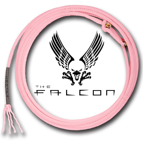 Lone Star Rope, Falcon, Medium Soft 35 ft. Heel Rope