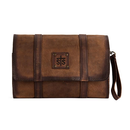 Men's STS Hanging Organizer, Leather