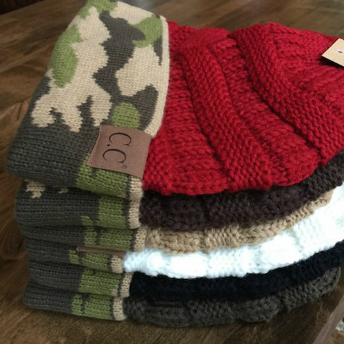 Colorado Chick Beanie, Camo