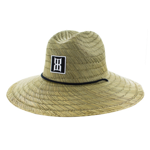 Men's Bex Straw Hat, Haystak