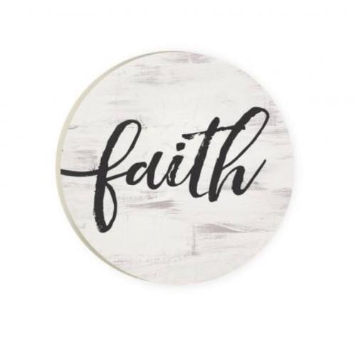 PGD Car Coaster Singles, Faith