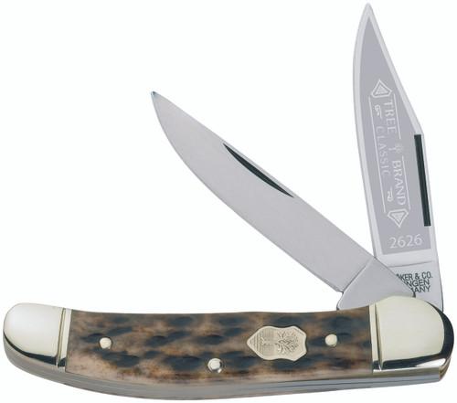 """Boker Knife, 3 ¾ """" Appaloosa Copperhead"""