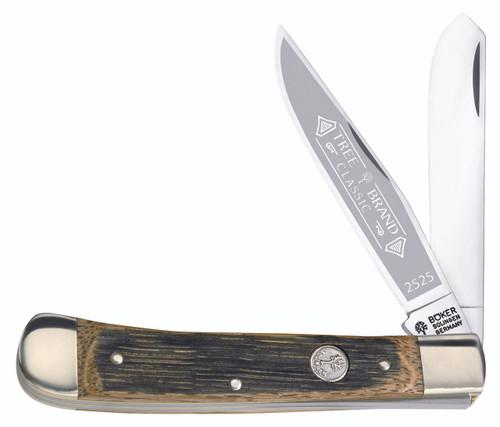 Boker Knife, Beer Barrel Trapper