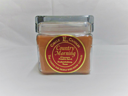 Circle E Candle, Country Morning 28 oz.