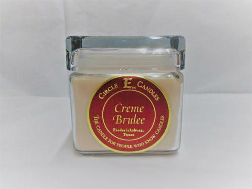 Circle E Candle, Créme Brülée, 28oz.