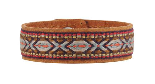 Most Wanted USA Bracelet, Aztec Cuff, Tan