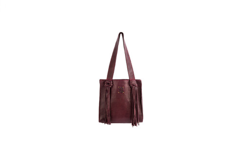 Women's STS Purse, Delilah Shopper, Wine