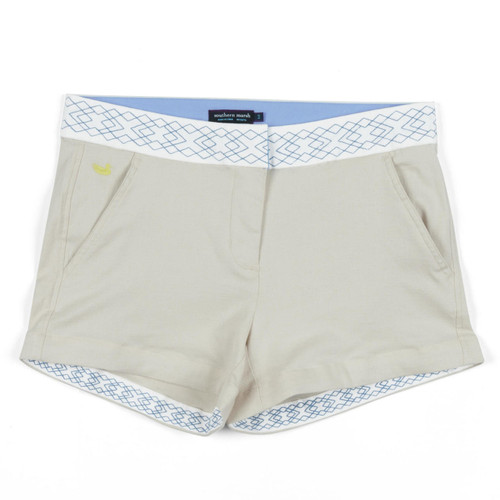 Women's Southern Marsh Shorts, Hannah, Khaki
