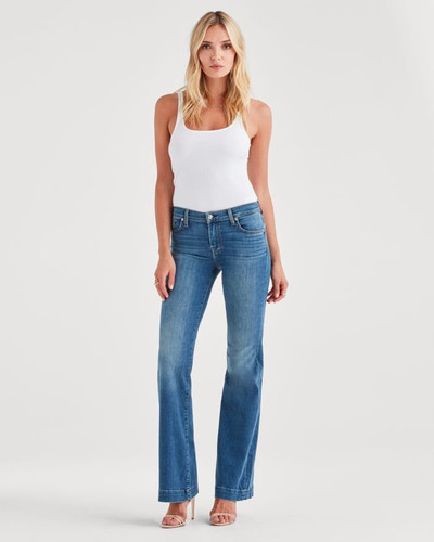 Women's 7FAMK Jean, Dojo, Gilded Dawn, Tailorless
