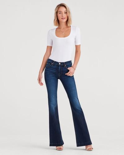Women's 7FAMK Jeans, Dojo, Bairfate