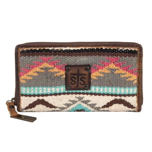 Women's STS Wallet, Bi Fold, Sedona