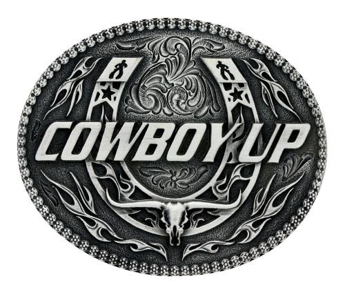 Montana Buckle, Cowboy Up