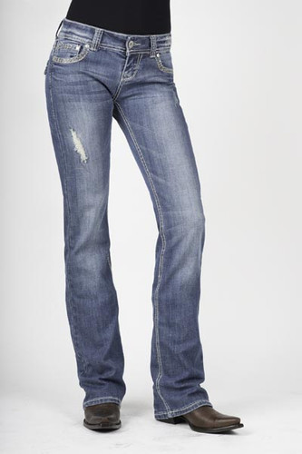 Women's Stetson Jean, Hollywood Bootcut