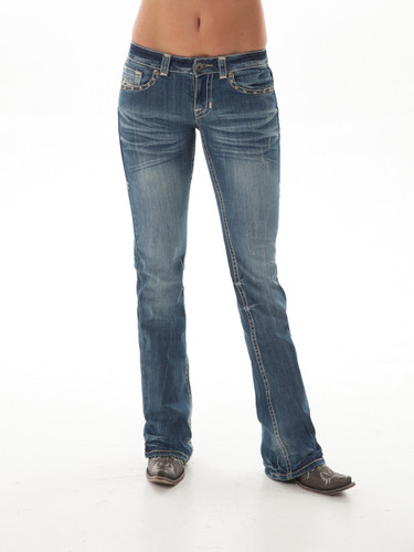 Women's Cowgirl Tuff Jean, Tried & True