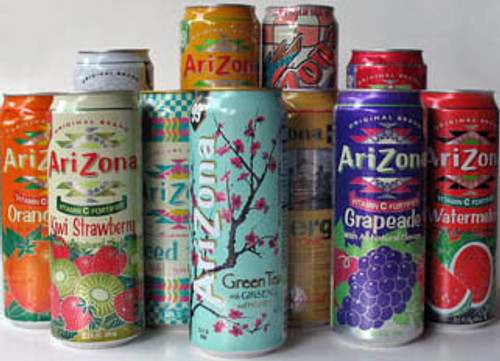 ARIZONA LEMON FIZZ 24/24oz