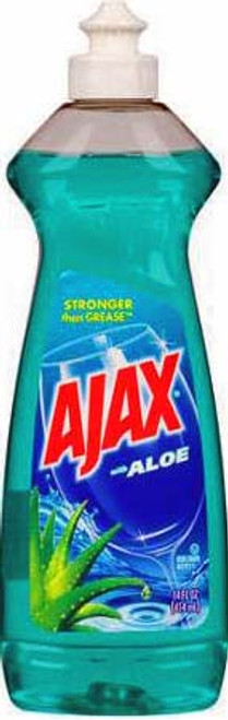 AJAX DISHWASH ALOE 20/14oz