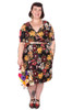 Every Body Winnie Dress Flower Ladies