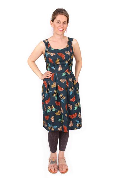 Laura Dress Monarch
