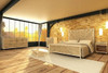 Casa King Bed