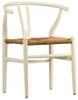 Maya Dining Chair - White