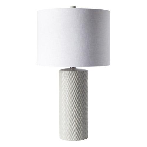 Branch Table Lamp - White