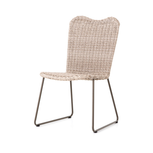 Brio Outdoor Chair - White