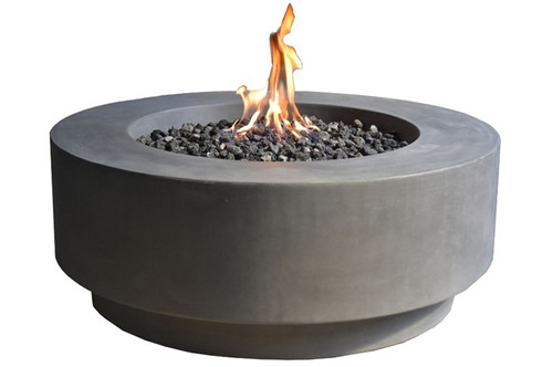 "41"" Round Fire Table"