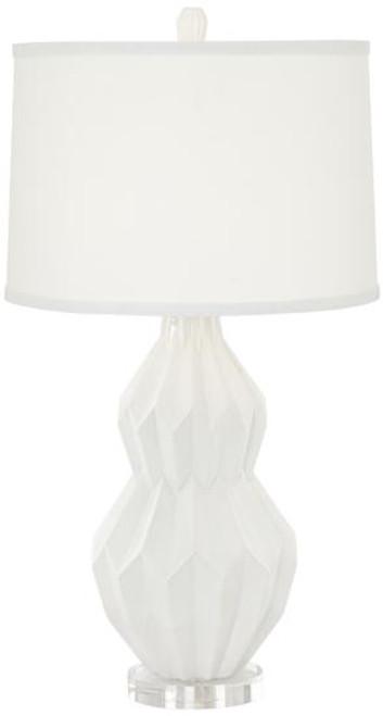 Ava Lamp - White