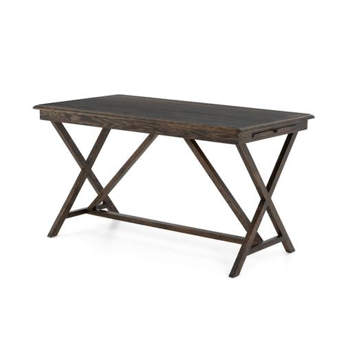 Palm Desk - English Brown