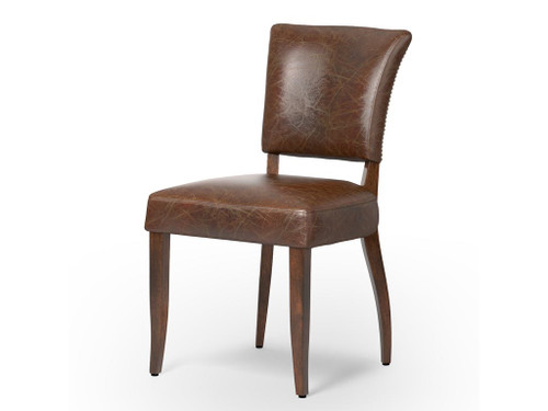 Brown Rider Dining Chair