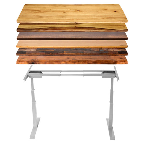 StandDesk Standing desk with multiple top options