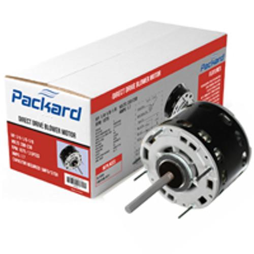 Packard 43585 1/3-1/4-1/6 HP Direct Drive Blower Motor