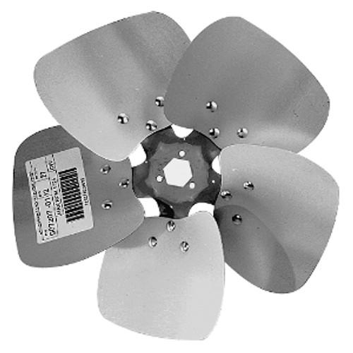 "Lau 60561701 24"" 27° CW 5 Blade Condenser Fan Blade"