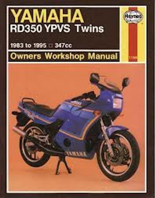 yamaha rz350 rd350 ypvs twins haynes hvccycle rh hvccycle net Yamaha TZ750 yamaha rz350 service manual pdf